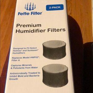 Fette Filter